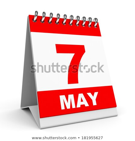 7th May stock photo © Oakozhan