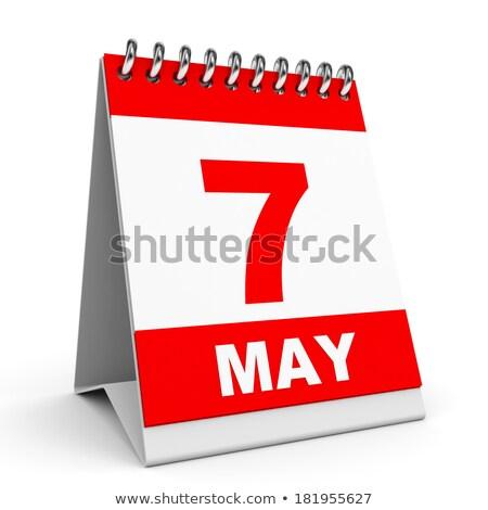 Stock photo: 7th May