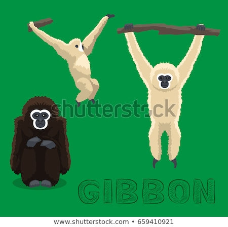 Karikatur Illustration Tier Grafik Vektor Clip Art Stock foto © cthoman