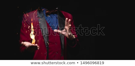 Magician show Stock photo © adrenalina