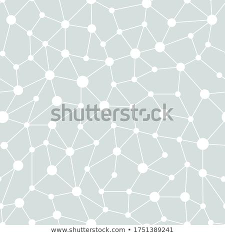 Umysł wektora liniowy piktogramy czarny Zdjęcia stock © pikepicture