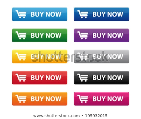button ORDER NOW glossy icons set Stock photo © fotoscool