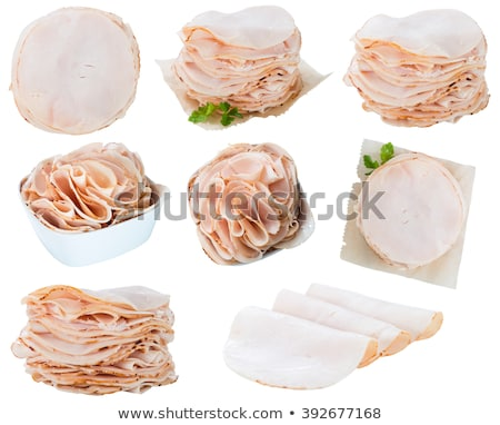 Poultry cold cuts  Stock photo © grafvision