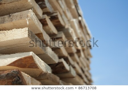 kereste · doku · ağaç · ahşap · inşaat - stok fotoğraf © deyangeorgiev
