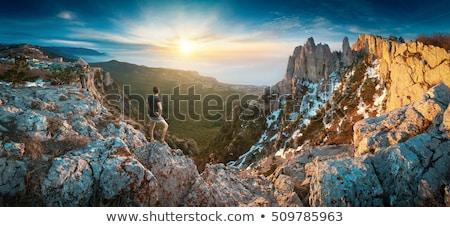 Ay Petri mountain Stock photo © joyr