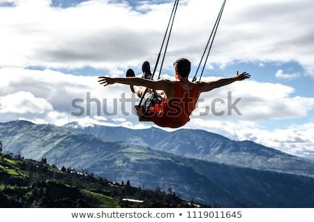 extreme swings Stock photo © OleksandrO