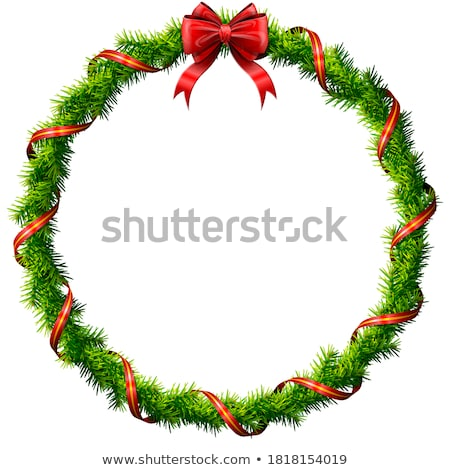 Xmas Wreath Stock photo © fixer00