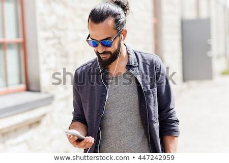 Urban Male - Shades Stock photo © lisafx