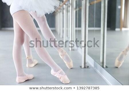 Young Ballet feet Stock photo © Forgiss