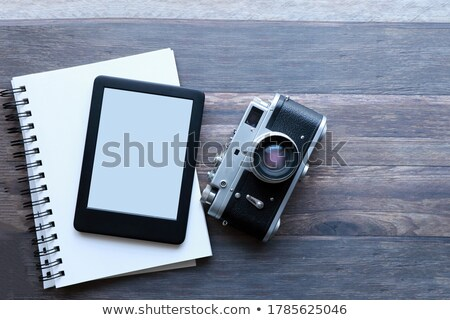 Ereader Stock photo © Theohrm