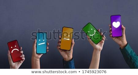 Stockfoto: Customer Satisfaction Survey