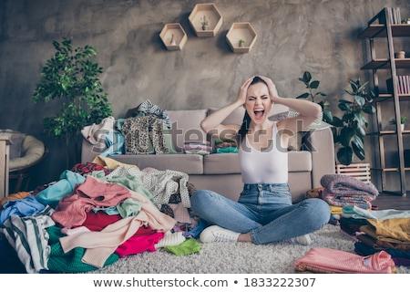 Shopaholic Women Stock photo © Lighthunter