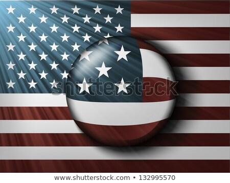 брошюра шаблон Соединенные Штаты Америки президент день Сток-фото © bharat
