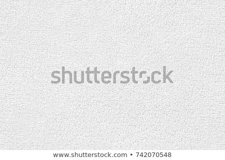 白 · カーペット · テクスチャ · ファジー · 壁紙 - ストックフォト © homydesign