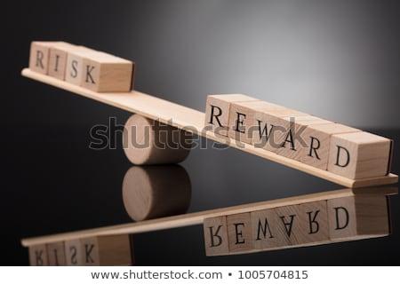 reward in risk stock photo © 3mc
