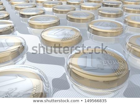 korrupció · boríték · tele · pénz · izolált · fehér - stock fotó © tashatuvango