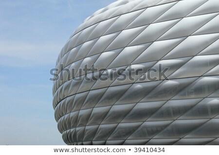 Modern architecture in Munich, Germany Stock photo © haraldmuc
