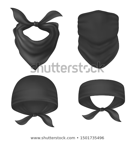 A head of a robber Stock photo © bluering