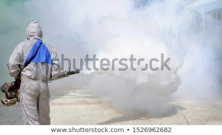 Mug achteraanzicht cartoon illustratie vector Stockfoto © derocz