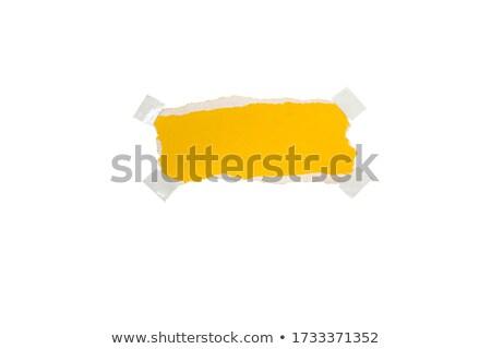 Felirat posta pár űr szöveg égbolt Stock fotó © pazham