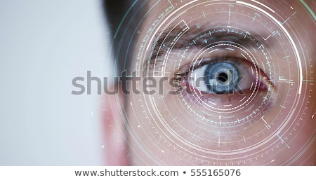 eye vision stock photo © tefi