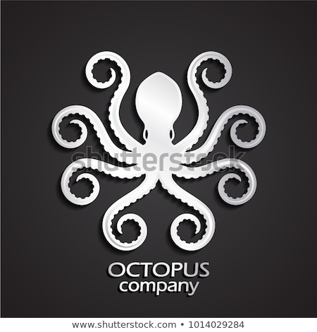 Silver Octopus. Stock photo © Fisher
