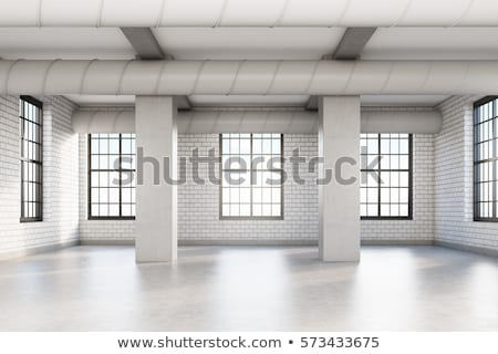 finance marketing on white brick wall stock photo © tashatuvango