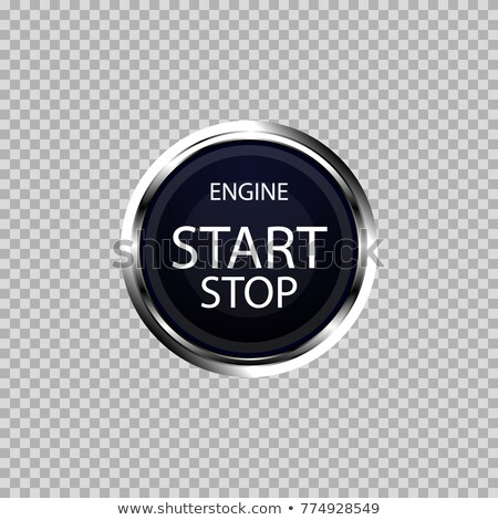 специальный двигатель кнопки интерьер Cool воздуха Сток-фото © place4design