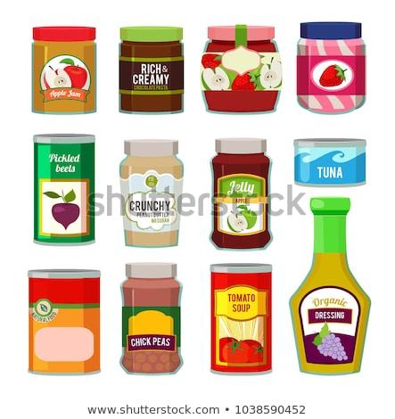 glas · vers · sinaasappelsap · geïsoleerd · voedsel · vruchten - stockfoto © robuart