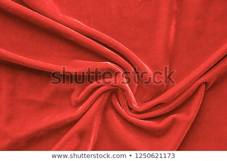textile or fabric texture in living coral color Stock photo © dolgachov
