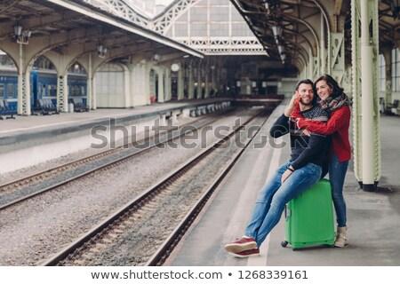 Pessoas relação feliz marido esposa Foto stock © vkstudio