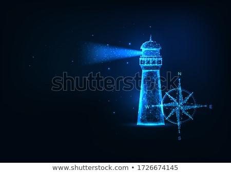 crucero · edad · buque · de · vapor · superficial · barco · buque - foto stock © foka
