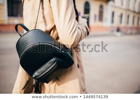 Woman backpacking Stock photo © photography33