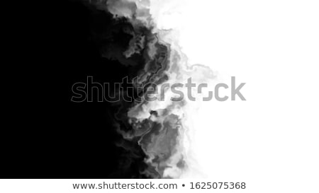 Ink splashes on white paper Stock photo © inxti
