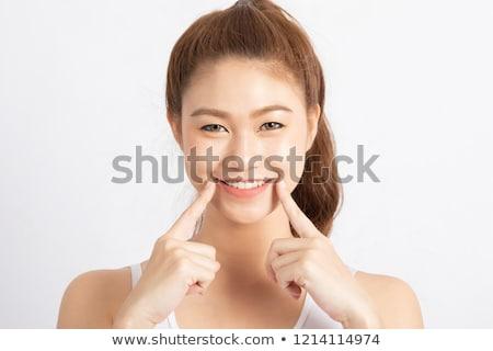 女性 · 化粧 · 洗浄 · バス · インテリア - ストックフォト © carlodapino