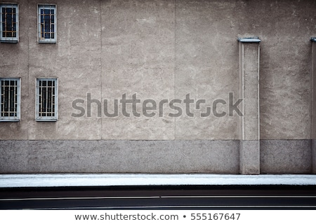 Wall, window, fence Stock photo © vavlt