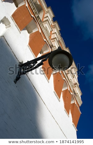 Кремль башни Москва Россия небе здании Сток-фото © simply