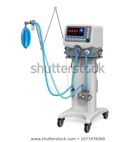 the ventilator Stock photo © flipfine