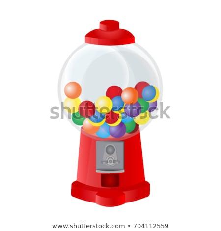 Gum Ball Machine Stock photo © JamiRae
