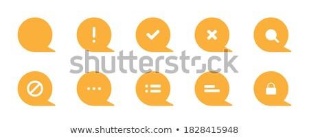 internet · böngésző · hiba · szimbólum · technológia · hálózat - stock fotó © alexmillos