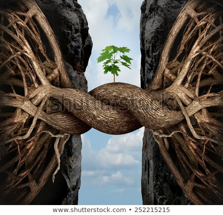 Foto stock: Unity Growth Concept