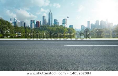 Lake side view Stock photo © olandsfokus