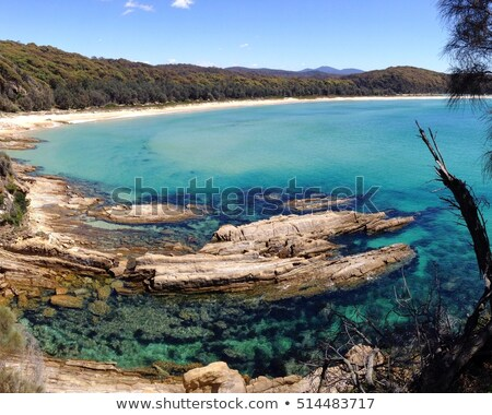 Tathra on the Sapphire Coast Stock photo © lovleah