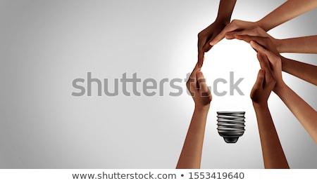 United Thinking Stock photo © Lightsource
