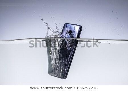 smartphone water resistant Stock photo © adrenalina