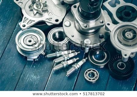 gyűjtemény · vészhelyzet · autók · vektor · kép · ikonok - stock fotó © bluering