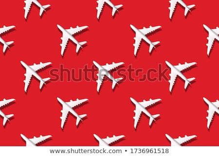 Companhia aérea projeto 10 abstrato pássaro e-mail Foto stock © sdCrea