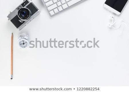 месте служба бизнеса современных серый Сток-фото © Yatsenko