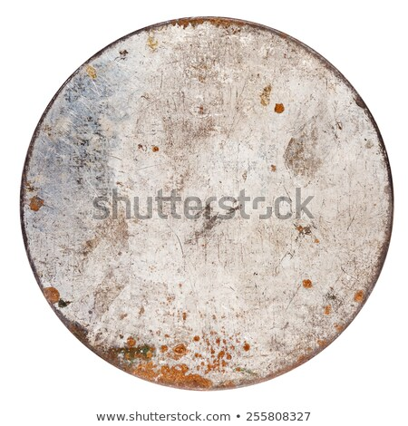 Rusty Metal Can Stock photo © devon