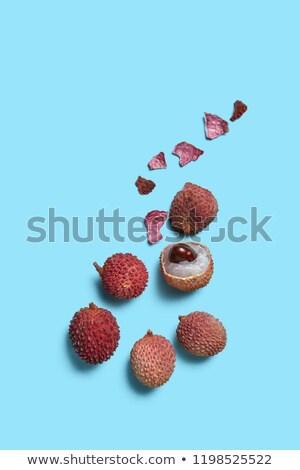 obrane · skóry · biały · asian · różowy - zdjęcia stock © artjazz
